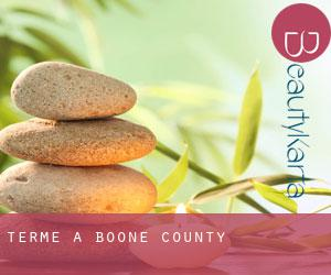 Terme a Boone County