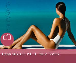 Abbronzatura a New York