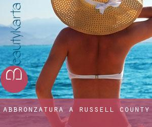 Abbronzatura a Russell County