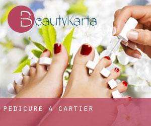 Pedicure a Cartier